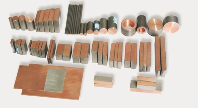 Titanium Copper Clad Bar