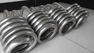 titanium pipes &tubes GR9 ASTM B861for nuke and heat exchange