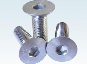 Fasteners Titanium BS 1769-1951 Unified Hexagon Head Screws