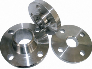 Smooth Raised Face Titanium Flange