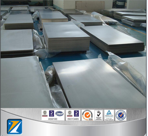 Size for 5.5mm X 2000x 3000 Titanium Sheet Grade 1